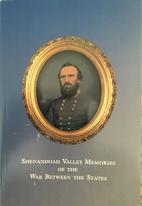 Shenandoah Valley Memories of the War…
