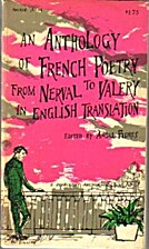 An Anthology of French Poetry from Nerval to…