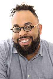 "Author photo. Author Kevin Young at the 2017 Texas Book Festival. By Larry D. Moore, CC BY-SA 4.0, <a href=""https://commons.wikimedia.org/w/index.php?curid=63931377"" rel=""nofollow"" target=""_top"">https://commons.wikimedia.org/w/index.php?curid=63931377</a>"