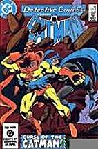 Detective Comics #538 (May 84) (Curse of the…