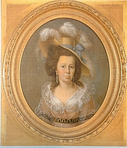 Author photo. Wikipedia, Franziska von Hohenheim in 1790