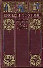 English costume, painted and described by…