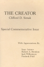 The Creator [short story] by Clifford D.…