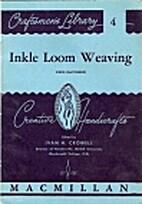 inkle loom weaving by enid davidson