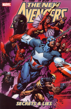 The New Avengers: Secrets & Lies by Brian…