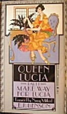 Queen Lucia by E.F. Benson