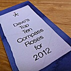 DAVE'S TOP TEN COMPASS ROSES FOR 2012 by…