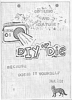 DIY or Die by Anonymous