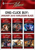 One-Click Buy: January 2010 Harlequin Blaze…