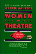 Women in Theatre: Compassion and Hope by…