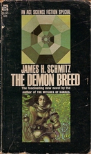 The Demon Breed by James H. Schmitz
