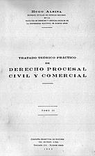 Tratado teórico práctico de derecho…