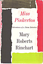 Miss Pinkerton,: Adventures of a nurse…