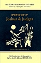 Joshua and Judges by A. Cohen
