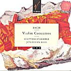 Bach: Violin Concertos by Johann Sebastian…