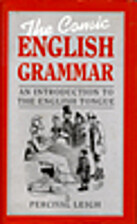The comic English grammar : a new and…