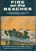 Fire on the beaches by Theodore Taylor