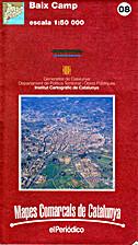 Baix Camp escala 1:50000 by Institut…
