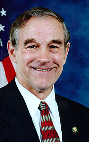 Author photo. U.S. House of Representatives Photo
