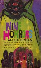 Nine Horrors and a Dream by Joseph Payne…