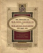 The Coronation of H M King George VI and H M…