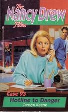 Hotline to Danger by Carolyn Keene