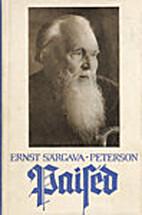 Paised : [jutustused] by Ernst Särgava