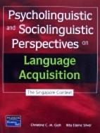 Psycholinguistic and Sociolinguistic…