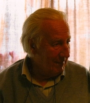 Author photo. Rudolf Ritsema, Casa Eranos, December 2004