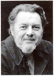 Author photo. Theodore Weiss, 1916-2003 (photo courtesy of Princeton University)