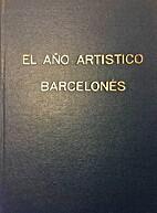 El año artístico barcelonés. Temporada…