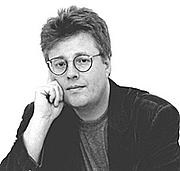 Author photo. PHOTO: DANIEL LAGERLOF/EXPO (c)2004