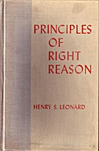 An introduction to principles of right…