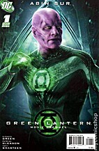 Green Lantern Movie Prequel Abin Sur