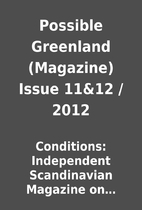 Possible Greenland (Magazine) Issue 11&12 /…