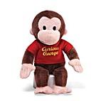 Curious George Plush Monkey by Rey