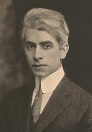 Author photo. Alman & Company. New York 1913.