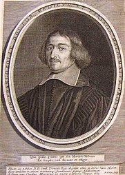 """Author photo. From """"Astrologica Gallica,"""" 1661"""