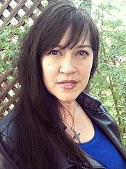 Author photo. Becky Doughty