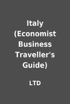 Italy (Economist Business Traveller's…