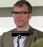 Author photo. Andreas Maier
