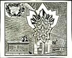 Platte grond van de Fortresse BURTANGE ten…