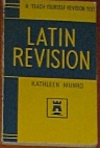 Latin Revision (Teach Yourself Revision…