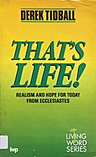 That's Life!: Realism and Hope for Today…