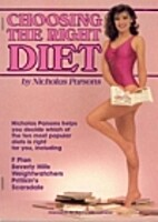 Choosing the Right Diet by Nicholas Parsons