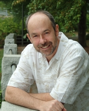 Author photo. Ralph Fletcher, photo by Wikimedia Commons user Yiddayadda