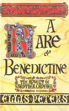 A Rare Benedictine by Ellis Peters