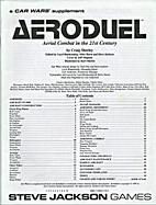 Aeroduel: Aerial Combat in the 21st Century…