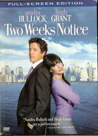 Two Weeks Notice [2002 film] by Marc…