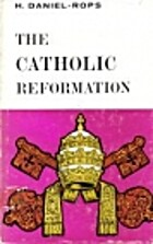The Catholic Reformation by Henri…